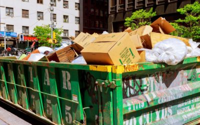 How Does A Dumpster Rental Service Work?