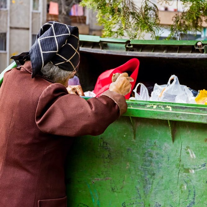 benefits of dumpster diving